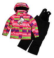 Детский зимний термокомбинезон для девочки 3-х лет HIGH EXPERIENCE