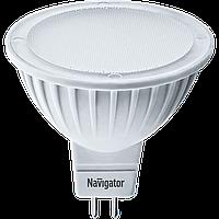 Лампа Navigator 94244 NLL-MR16-7-230-3K-GU5.3 світлодіодна,