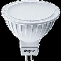 Лампа Navigator 94263 NLL-MR16-5-230-3K-GU5.3 світлодіодна,