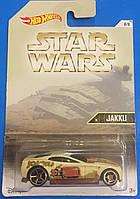 Машинка  Hot Wheels серия Star Wars  Jakku