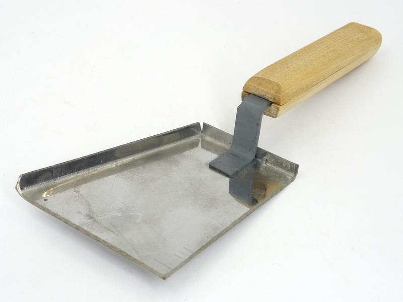 Скребок лопатка оцинковка