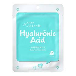 Тканинна Маска гіалуронова MJ Care Hyaluronic Acid Mask 22g
