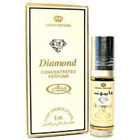 "Арабские масляные духи ""Diamond"" Al-Rehab, 6мл"
