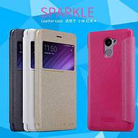 Чехол (книжка) для Xiaomi Redmi 4 Nillkin Sparkle