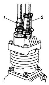 Разборка и ремонт компрессора трактора МТЗ-82