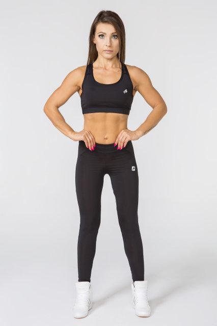 Женский спортивный топ Radical Sports Bra, короткий топик для спортзал