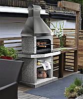 Садовая печь-барбекю Stimlex Steel BLF
