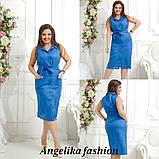 Платье  модное  в размерах 48-54, фото 3