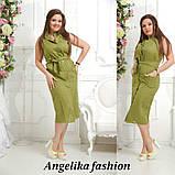 Платье  модное  в размерах 48-54, фото 4