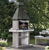 Садовая печь-барбекю Stimlex Steel BPF