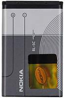 Аккумулятор Nokia BL-5C 1020 mAh Оригинал