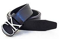Кожаный ремень Calvin Klein, фото 1
