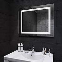 Зеркало в ванную Квадра Led
