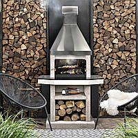 Садовая печь-барбекю Stimlex Crasia BLF, фото 1