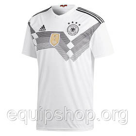 Футбольная форма Сборной Германии World Cup 2018 домашняя