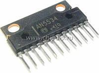 Микросхема AN5534 HSIP12