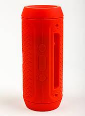 Bluetooth портативная колонка Charge mini 2+, красная, фото 3