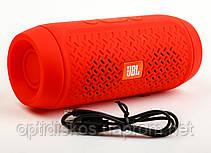 Bluetooth портативная колонка Charge mini 2+, красная, фото 2