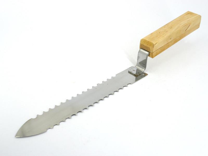Нож зубчатый