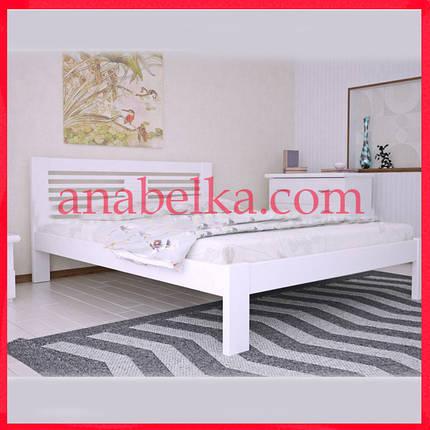 Кровать деревянная Шопен  (Arbor Drev) , фото 2