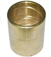 Втулка шкворня КРАЗ, МАЗ верхняя, малая H=58х50х58 бронза