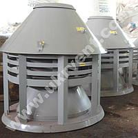 Вентилятор крышный ВКР №4 с дв. 0,55/1000