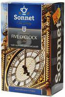 Чай черный Sonnet FIVE O`CLOCK (Файв оклок),100 гр.