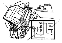 Неисправности реле блокировки трактора МТЗ-80, МТЗ-82