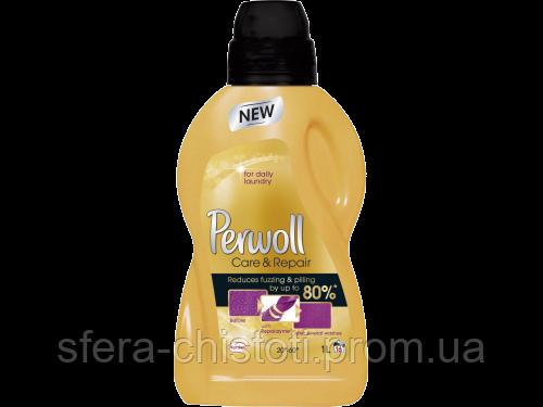 Perwoll care & repair гель для деликатных тканей 1 л