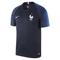 Футбольная форма Сборной Франции World Cup 2018 домашняя