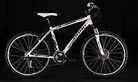 """Велосипед 26"""" DRAG ZX3 Pro XL-21.5 бело-зеленый"""