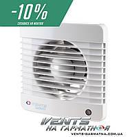 Вентс Силента-М 100. Бытовой вытяжной вентилятор