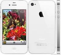 Лучший мобильный телефон White IPhone 4 F8+TV+2sim Стильный дизайн. Айфон 4 китайский , фото 1