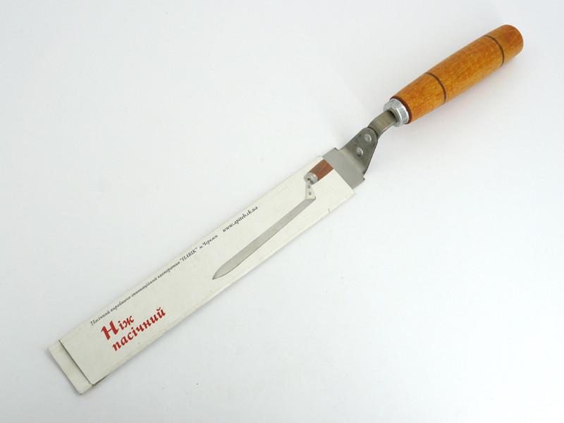 Нож простой нержавеющий 205мм