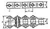 Цепи приводные ПРИ 78,1 - 40 000 ГОСТ 13568-97, фото 3