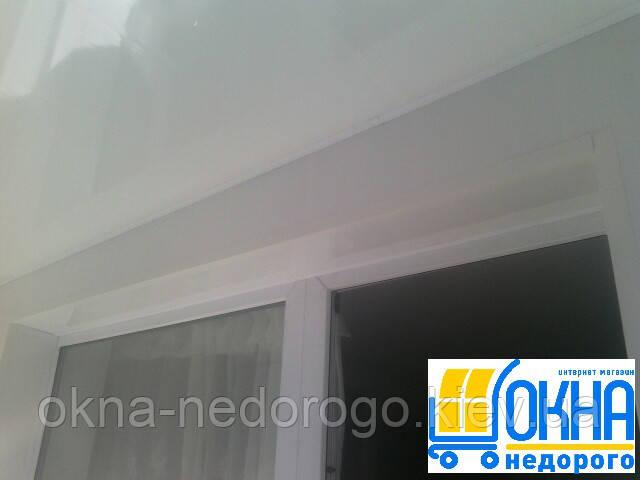 Балкон под ключ Вишневое - фотогалеря ОКНА НЕДОРОГО