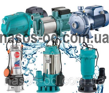 Классификация и отличия погружных и поверхностных электронасосов для воды