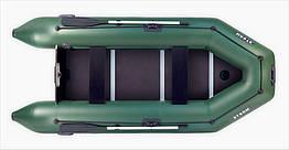 Лодка моторная резиновая надувная из пвх  Шторм stk 380