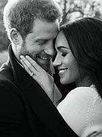 Аромат для королевский свадьбы, принца Гарри и Меган Маркл
