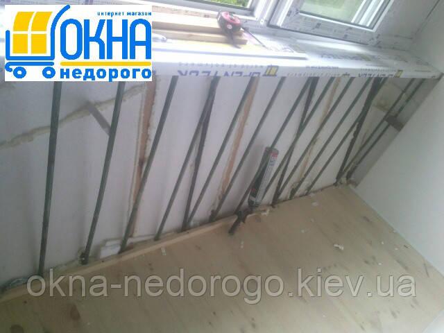 Балкон под ключ Вишневое - фотогалерея Окна Недорого