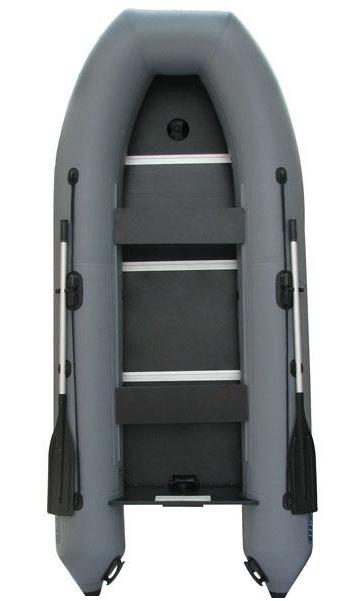 Надувная лодка Шторм Lu340 трехместная моторная