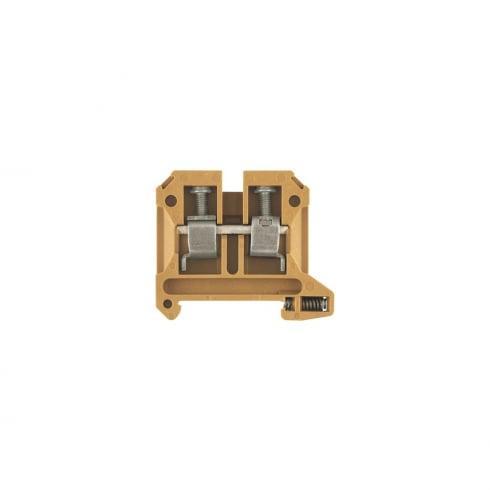 Клемма с винтовыми зажимами Weidmuller SAK 16/35 KRG - 380620000
