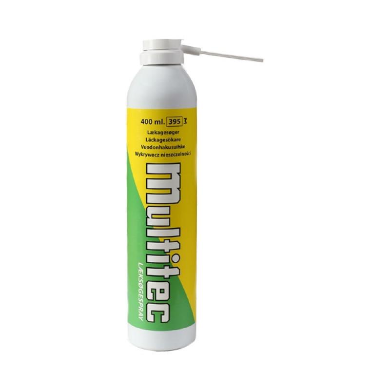 Multitec (400 мл аэрозольный баллон) определитель утечки газа