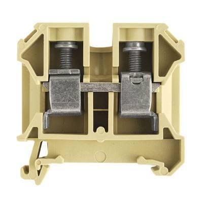 Клемма с винтовыми зажимами Weidmuller SAK 16/35 PA - 380660000
