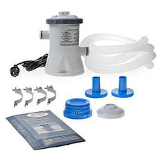 Фильтр-насос Intex 28602 мощность 1250 л/ч