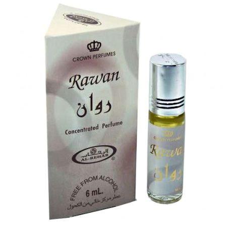 """Арабские масляные духи """"Rawan"""" Al-Rehab, 6 мл"""