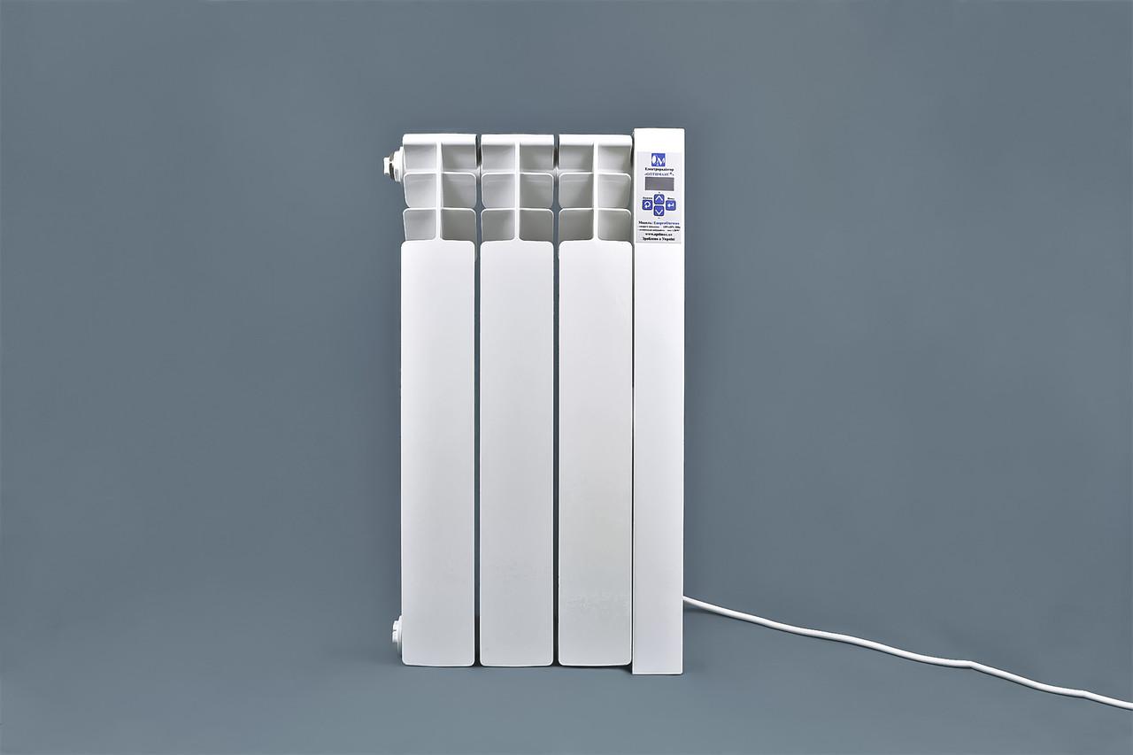 Электрорадиатор Оптимакс 3 секции, Standard