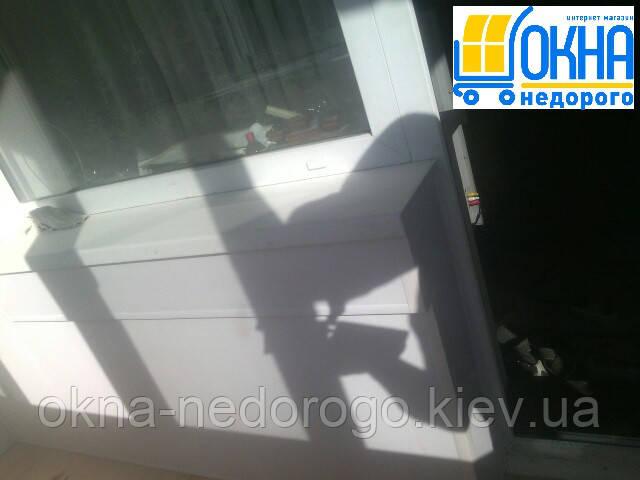 Балкон под ключ Боярка - фото компании Окна Недорого