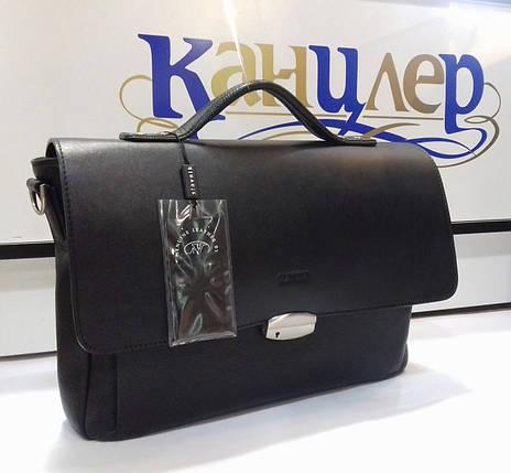Портфель классический выполненный из натуральной кожи , фото 2
