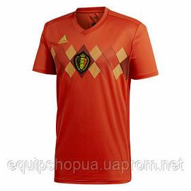 Футбольная форма Сборной Бельгии World Cup 2018 домашняя